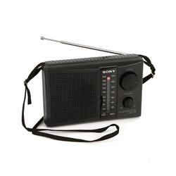Radio Sony Original Icf-18 Portatil Am Fm Correa Transporte