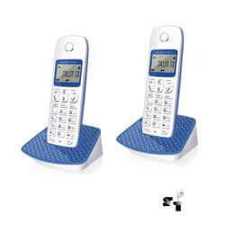 Inalámbrico Alcatel E132 Dect 6.0 Duo